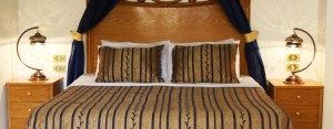 relax in the peaceful comfortable rooms at Mara House