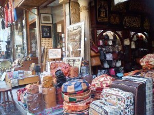 tours in Cairo - Khan El Khalili
