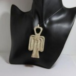 The Tyet or Knot of Isis - ancient egyptian protection amulet