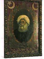 Painting of Mohamed Ali