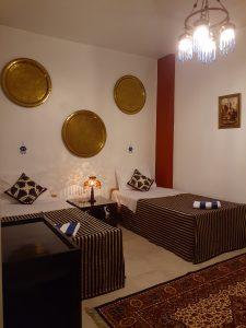 Bedroom 2 in Exec Suite 7 at Mara House Luxor