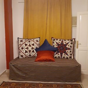Extra bed in Exec Suite 7 at Mara House Luxor