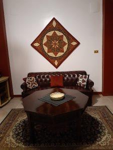 Living Room in Exec Suite 2 Mara House Luxor